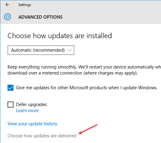 win10-clear-update-cache-select-how-Updates-Delivery